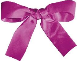 Wstążka purpurowa